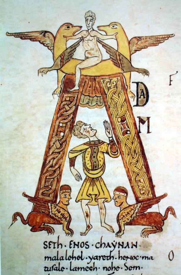 Bíblia de Rodes, París, BNF, Lat. 6, s. XI