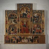 Mestre del Rosselló (possible Arnau Pintor), Retaule de sant Andreu, v. 1420-1430, Metropolitan Museum de Nova York